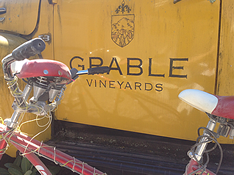 Grable Vineyards truck