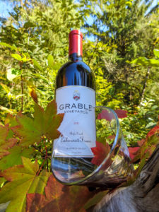 Drink in Nature - Grable Vineyards